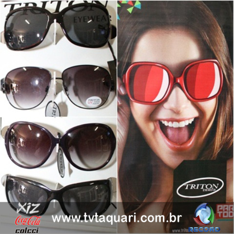 06c770de0 oculos-triton | TV TAQUARI – REDE RECORD