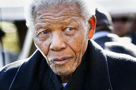 Nelson Mandela (Madiba), 94 anos de idade