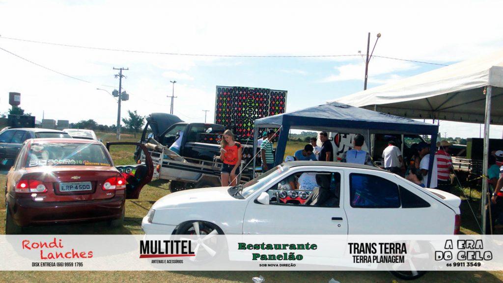 MECA CAR SHOW TV TAQUARI REDE RECORD - Meca car show